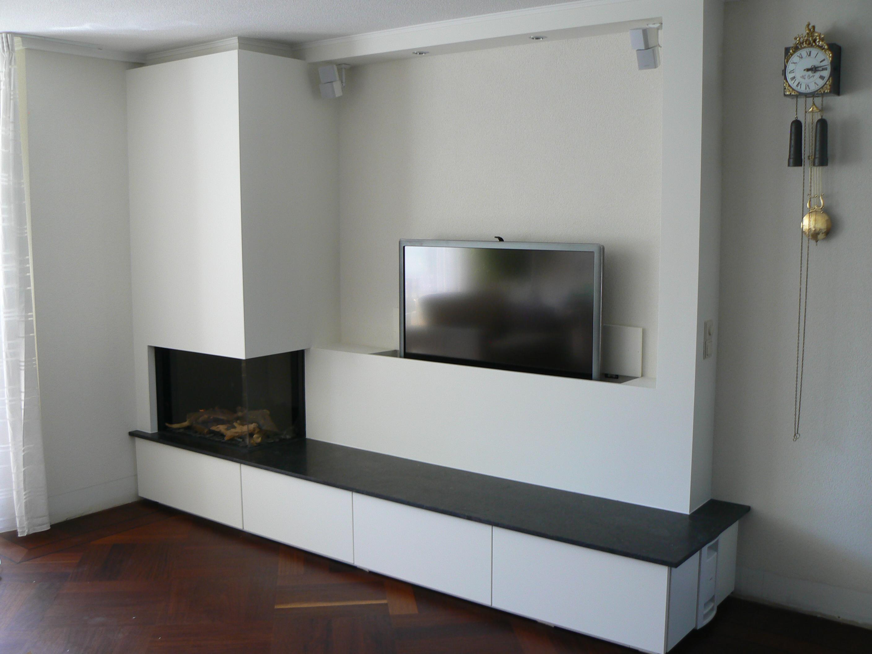 Sfeerhaard Tv Meubel : Tv meubel met sfeerhaard. interesting vrijstaande with tv meubel met